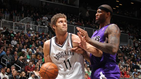 Nets rely on bench to notch easy win over Kings