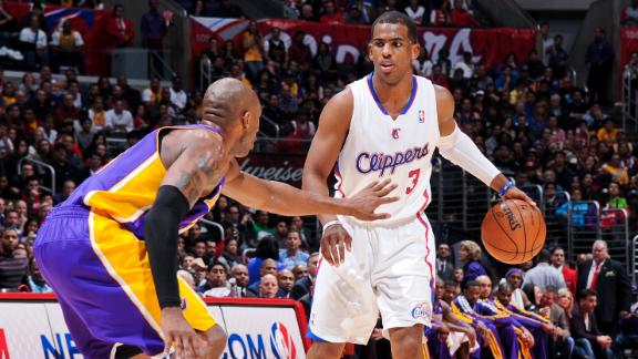 Video - Chris Paul, Clippers Hold Off Lakers
