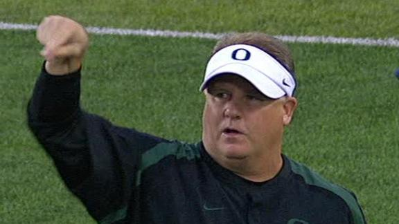 Video - Chip Kelly Likely Gone From Oregon
