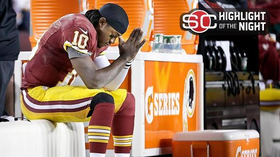 Video - Seahawks Top RG III, Redskins For Road Playoff Win