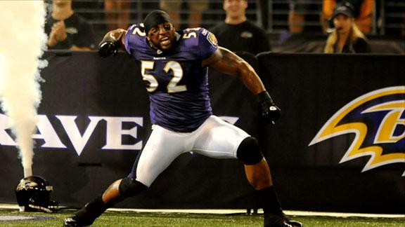 Video - Ray Lewis' Last Dance