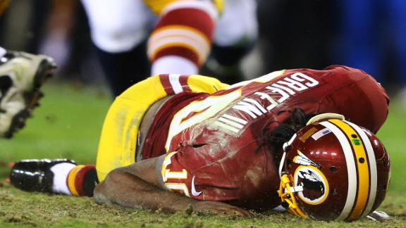 Video - NFL32OT: RG III Goes Down In Loss