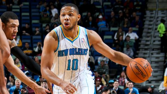 Video - Gordon, Hornets Sting Spurs