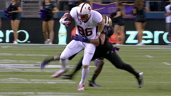 2013 NFL draft -- Zach Ertz of Stanford Cardinal enters NFL dra…