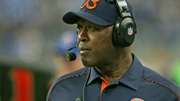 Video - Chargers Interested In Lovie Smith