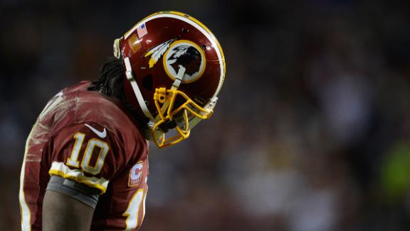 RG III to have more tests on injured knee
