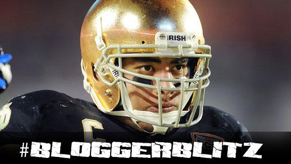 Blogger Blitz: Did Te'o hurt his draft stock?