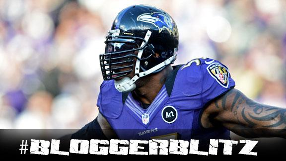 Video - Blogger Blitz: Terrell Suggs