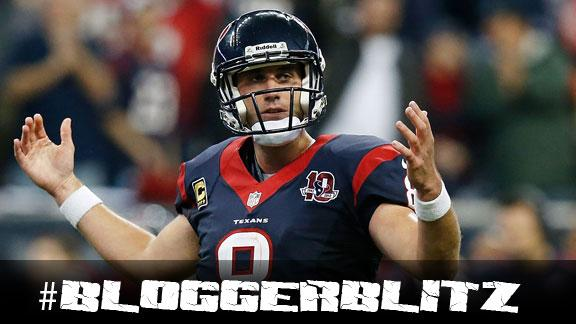 Video - Blogger Blitz: Can Schaub Handle The Road?