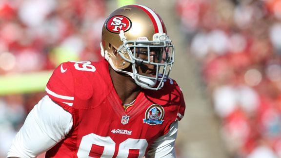 On Aldon Smith's relative sack drought