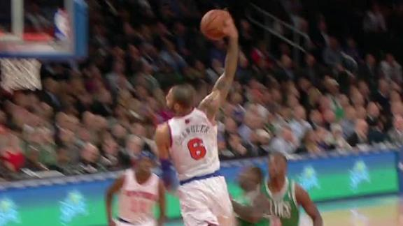 Video - Tyson Chandler Lift-Off