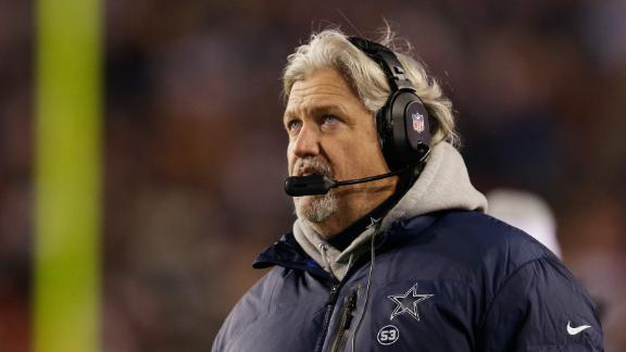 Def. coordinator Ryan dismissed by 8-8 Cowboys