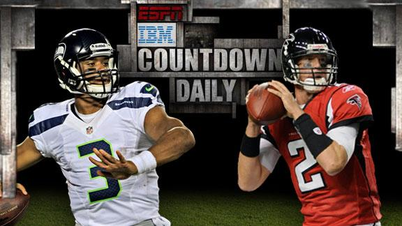 Video - Countdown Daily AccuScore: SEA-ATL