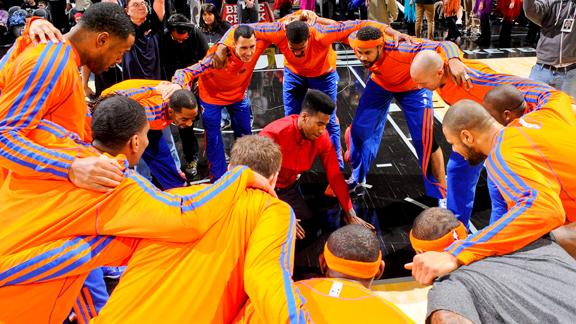 Video - Update on the Knicks