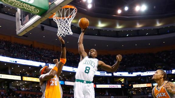 Sullinger's 16 boards power Celtics past Suns