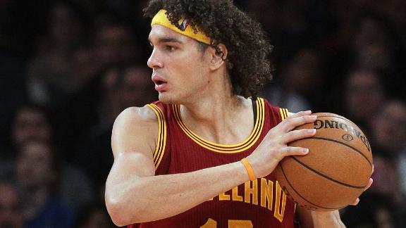 Video - Varejao Needs Surgery, Out 6-8 Weeks