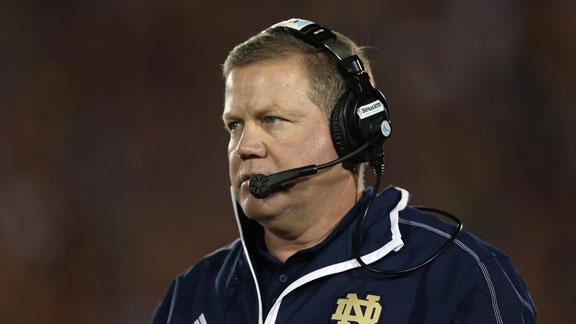 Sources: Eagles interview Notre Dame's Kelly