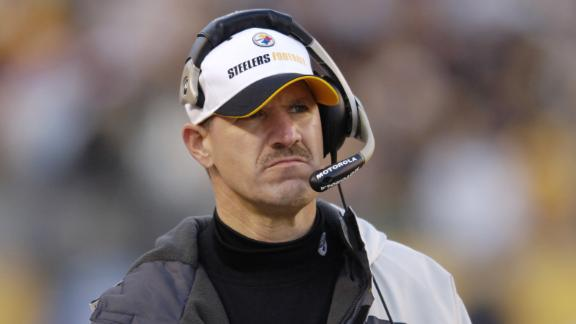 Wake-up: Cowher wants to coach again