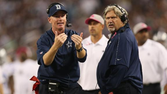 Jones cites pair of losses for Rob Ryan ouster