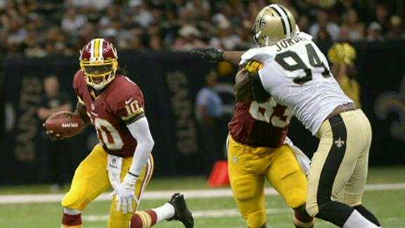 Video - How Will Injury Affect RG III?