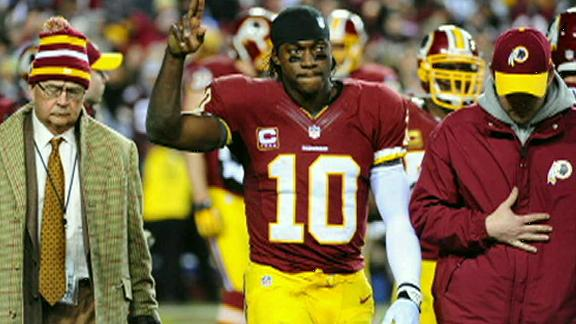 Video - RG III Undergoes Surgery