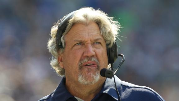 Video - Cowboys Fire Defensive Coordinator Rob Ryan