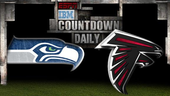 Video - Countdown Daily Prediction: Seahawks-Falcons
