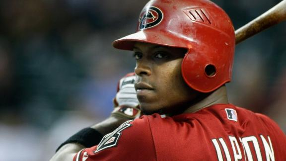 Source: D-backs' Upton rejects deal to Mariners