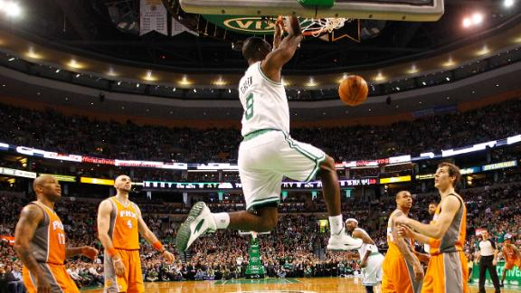 Video - Celtics Top Struggling Suns