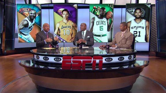 Video - NBA Kia Countdown: Year Of The Vets?