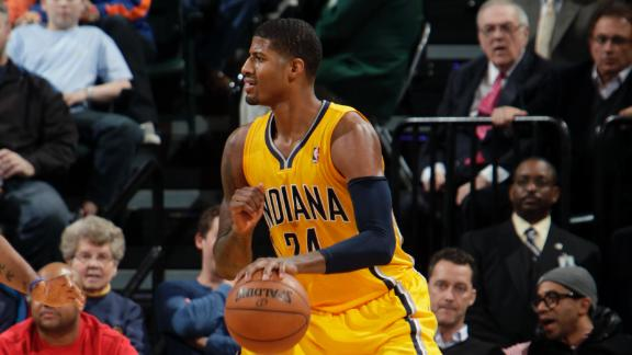 Anthony sits out as Pacers knock off Knicks