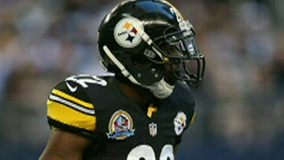 Steelers send message by cutting Rainey