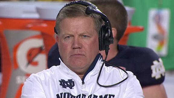 Video - Latest On Brian Kelly