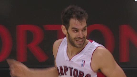 Anderson helps Raptors cruise past Bobcats
