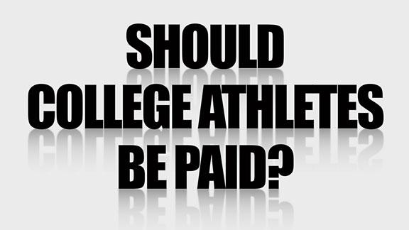 should athletes be paid essays