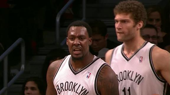 Brooks key off bench as Nets win 5th straight