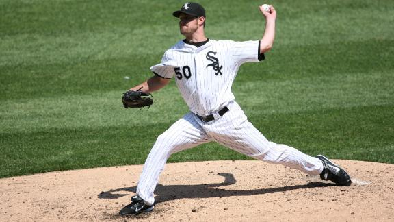 Video - John Danks' Road Back To The Rotation