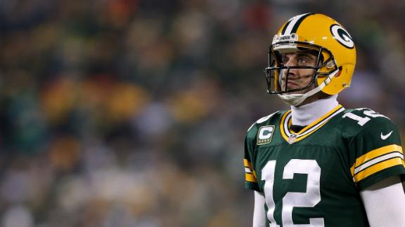Video - Aaron Rodgers Excited To Face 49ers