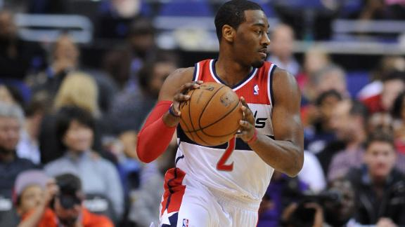 Video - Wall Leads Wizards Past Hawks In Season Debut