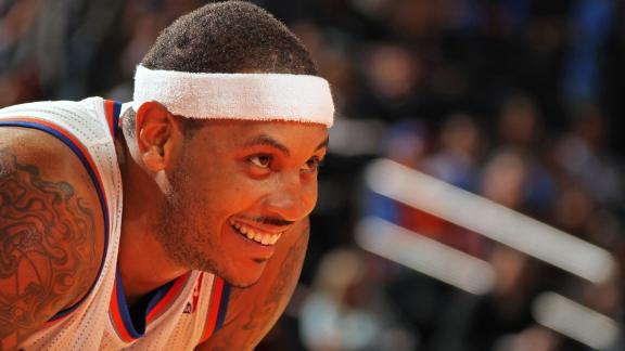 Stephen A.: Melo should look in the mirror