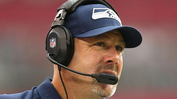 Video - Seahawks' Coordinators Interviewing For Jobs