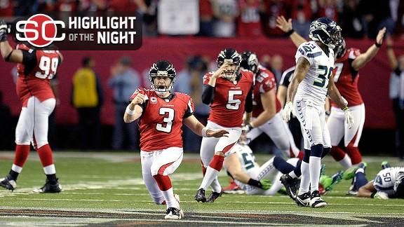 Video - Falcons Win Wild Game, Advance To NFC Championship