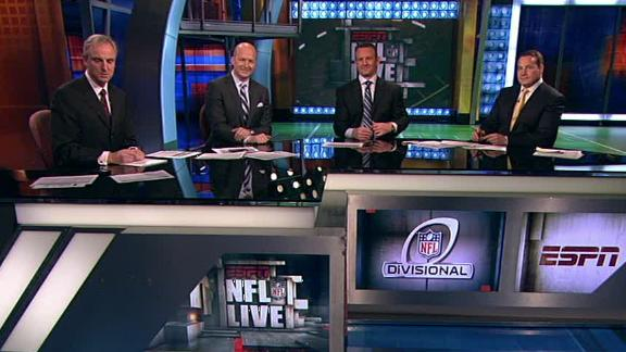 Video - NFL Live OT: Takeaway From Divisional Playoffs