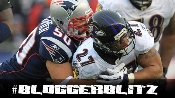 Blogger Blitz: Containing Ray Rice