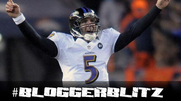 Video - Blogger Blitz: Protecting Flacco