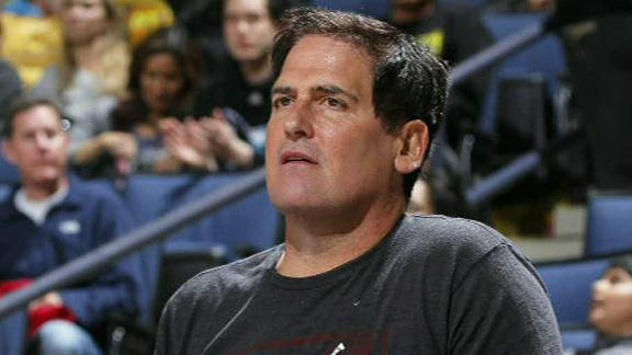 Mark Cuban & Dallas Want The NBA To Know They're Open To Trades