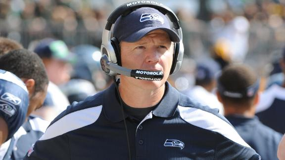 Bevell, Bradley remain on Bears' coaching radar