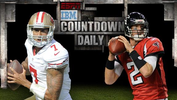 Video - Countdown Daily AccuScore: SF-ATL