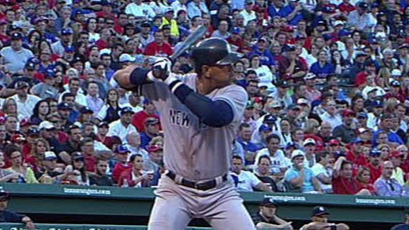 Report: Damage to A-Rod's cartilage is minimal