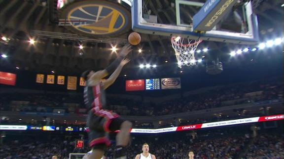 Video - Wade Alley-oop To LeBron
